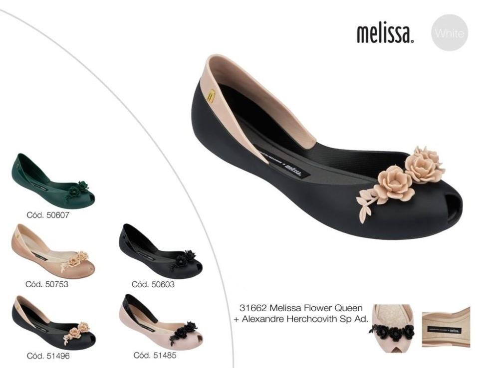 melissa flower