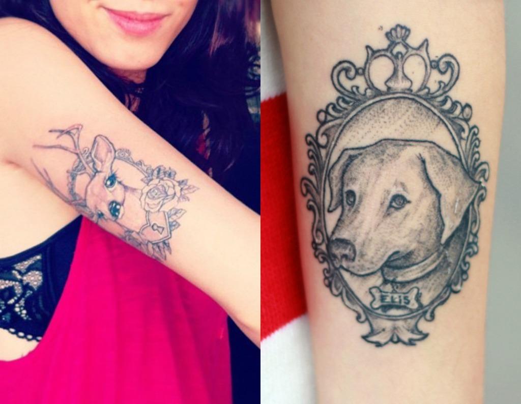 tattoos glena 2