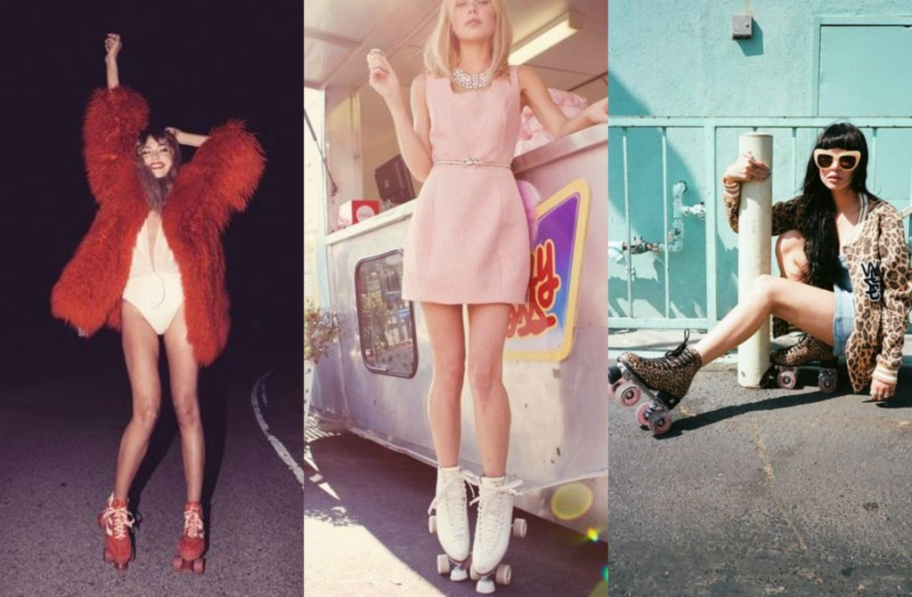 roller skates looks