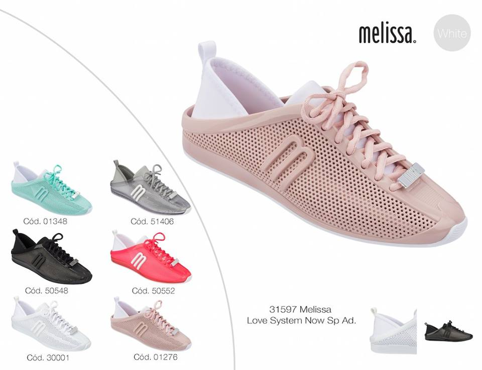 melissa love system now II