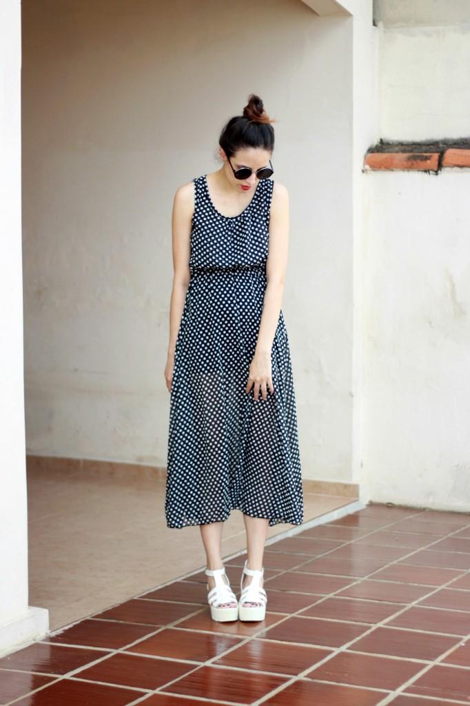 look vestido pow