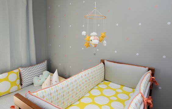adesivo de parede bebe