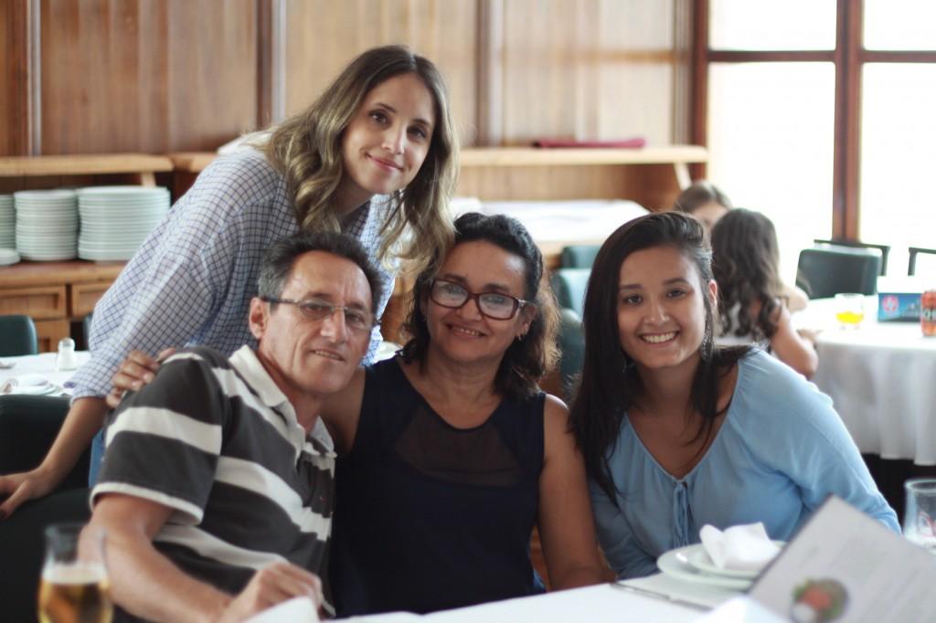 batizado bento família