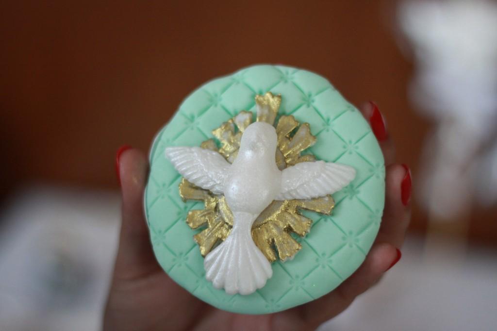 batizado cupcake