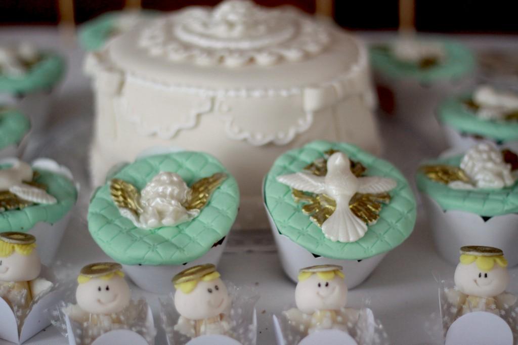 batizado cupcakes