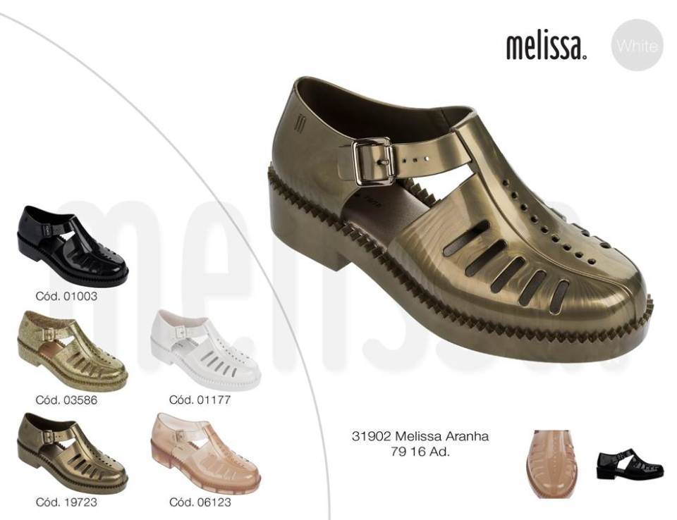 6dbd147aac Lançamento  Melissa Mash Up Verão 2017