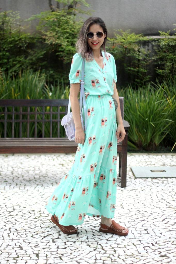 look vestido longo doralice 2