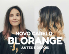 blorange hair capa YOUTUBE